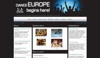 Танцевальная Европа